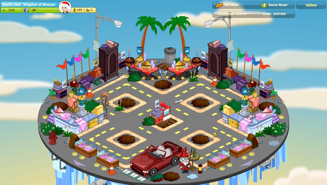 Merit's Mall